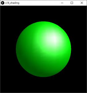 鏡面反射を用いた3DCGの作成
